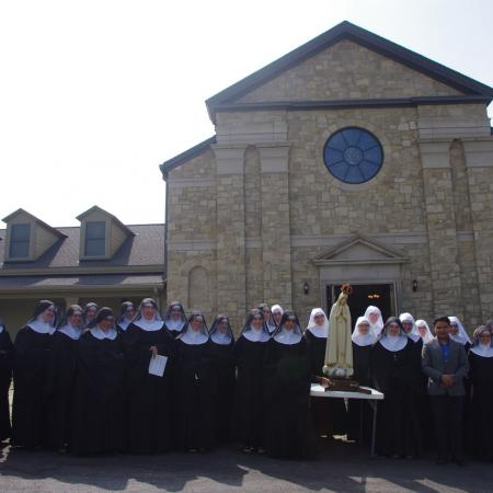 Visit of Our Lady of Fatima